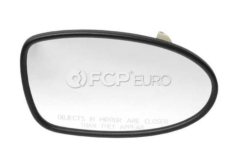 BMW Door Mirror Glass Right - Genuine BMW 51167890510