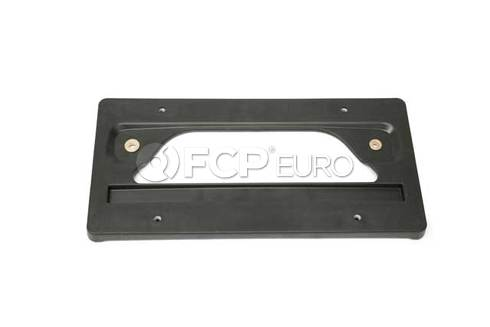 BMW Licence Plate Holder (Us) - Genuine BMW 51187000814