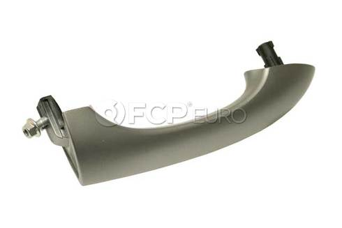 BMW Interior Door Handle Front Right Outer (X5) - Genuine BMW 51217002312