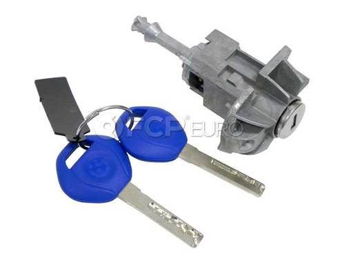 BMW Door Lock Cylinder Left - Genuine BMW 51217019975
