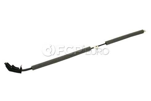 BMW Door Bowden Cable Front Left (745i 750i 760i) - Genuine BMW 51217024643