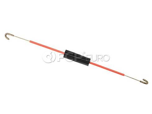 BMW Bowden Cable Right - Genuine BMW 51218148620