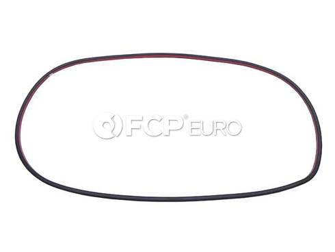BMW Door Weatherstrip Rear - Genuine BMW 51227033795