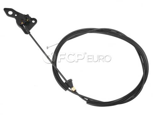 BMW Hood Release Cable - Genuine BMW 51231977689