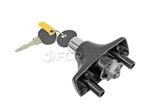 BMW Trunk Lid Lock With Key - Genuine BMW 51241911948