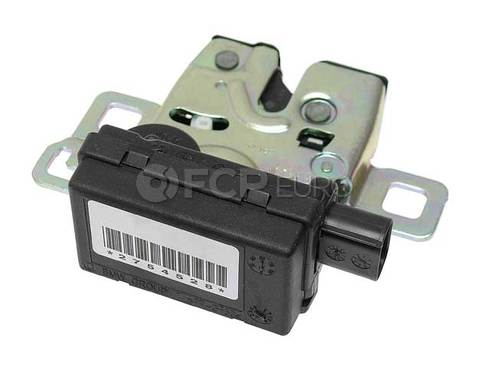 Mini Cooper Trunk Lock Actuator Motor - Genuine Mini 51242754528