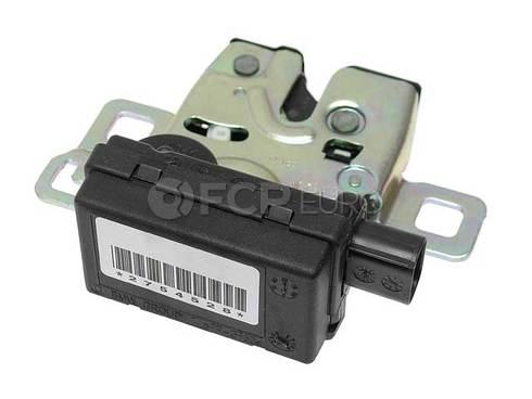 Mini Cooper Trunk Lock Actuator Motor - Genuine Mini 51242754528