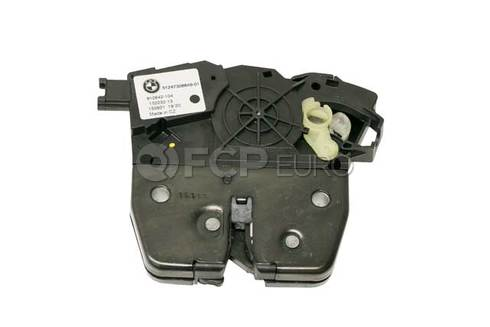 BMW Trunk Lock Actuator Motor (X5) - Genuine BMW 51247308849