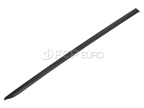 BMW Windshield Moulding Front Right (E60) - Genuine BMW 51317045448