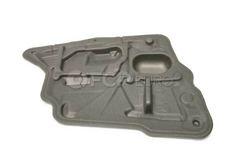 BMW Sound Insulating Door Rear Left - Genuine BMW 51487161455