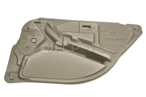 BMW Sound Insulating Door Rear Left - Genuine BMW 51488159937