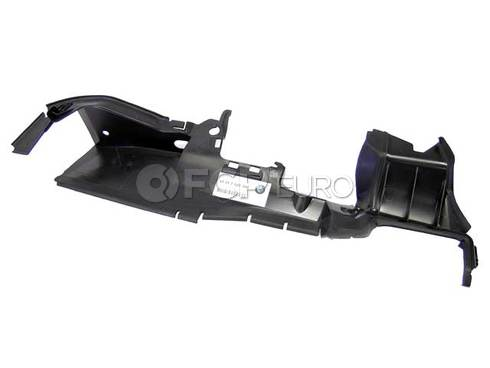 BMW Air Duct Front Right - Genuine BMW 51717123350