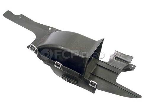 BMW Lateral Left Engine Compartm.Screening - Genuine BMW 51718159421