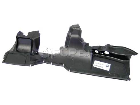 BMW Air Duct Front Left - Genuine BMW 51718264181