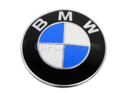 BMW Roundel Emblem - Genuine BMW 51767288752