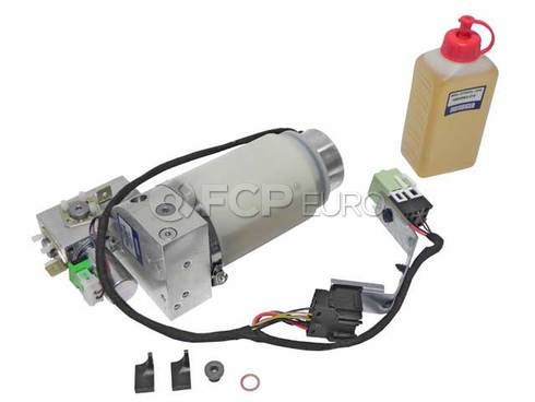 BMW Convertible Top Hydraulic Motor (323Ci 325Ci 330Ci M3) - Genuine BMW 54347025595