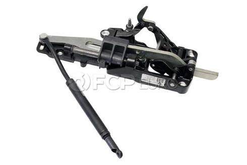 BMW Convertible Top Lock Assembly Right - Genuine BMW 54347031362