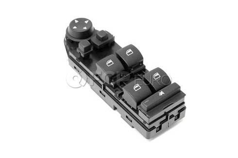 BMW Door Window Switch Panel - Genuine BMW 61313414355
