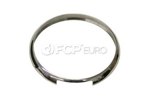 BMW Chrome Ring - Genuine BMW 61313456374