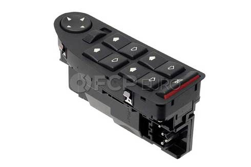 BMW Remanufactured Window Switch (E38 E39) - Genuine BMW 61319362762