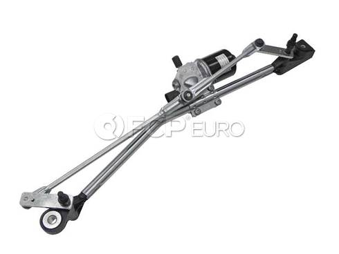 BMW Windshield Wiper Linkage and Motor - Genuine BMW 61617192969