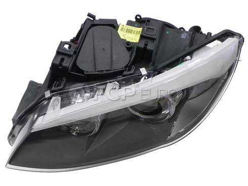 BMW Headlight Assembly Left - Genuine BMW 63117273215