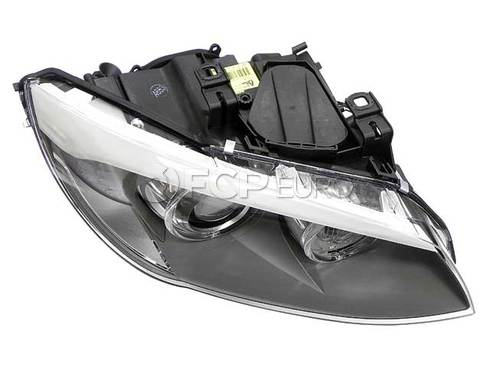 BMW Headlight Assembly Right - Genuine BMW 63117273216