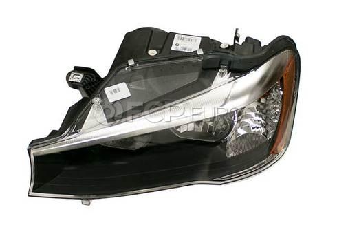 BMW Headlight Left - Genuine BMW 63117334073