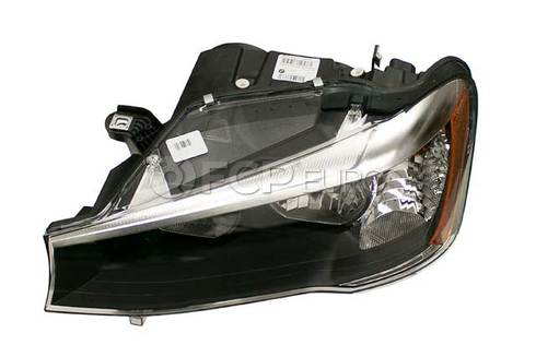 BMW Headlight Left - Genuine BMW 63117334073