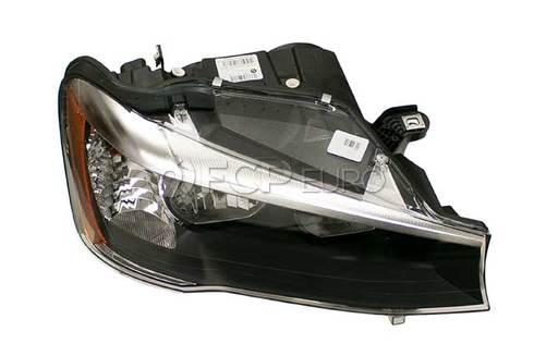 BMW Headlight Right - Genuine BMW 63117334074