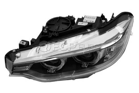 BMW Bi-Xenon Headlight Assembly Left - Genuine BMW 63117377853