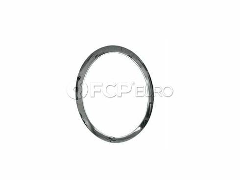 Mini Cooper Chrome Ring Right Headlight - Genuine Mini 63126917836