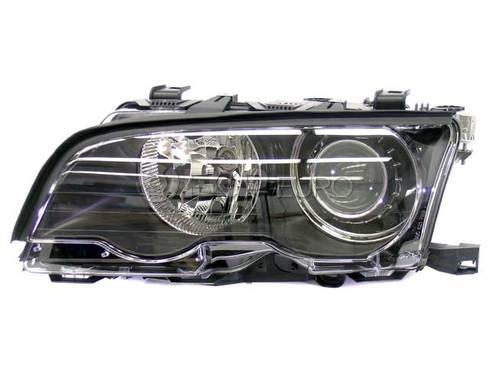 BMW Headlight Assembly Left (E46 M3) - Genuine BMW 63127165823