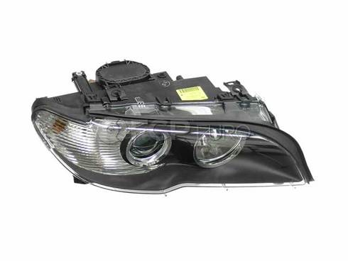 BMW Headlight Assembly Right (E46) - Genuine BMW 63127165952