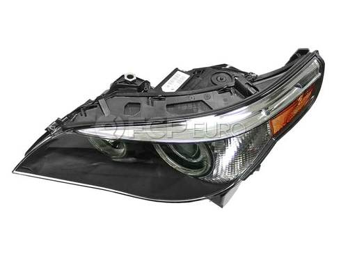 BMW Bi-Xenon Headlight Akl Left - Genuine BMW 63127166119