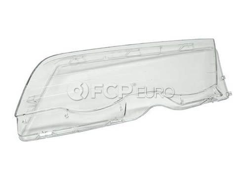 BMW Headlight Lens Left - Genuine BMW 63128380189