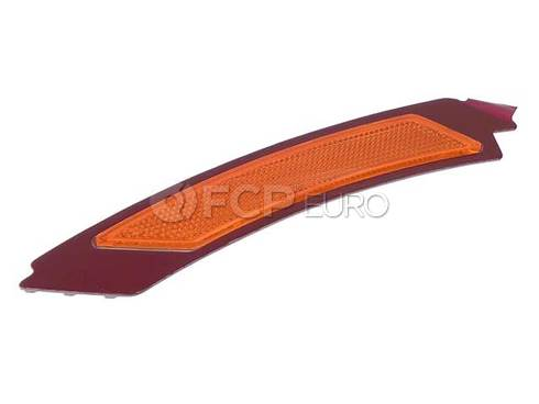 BMW Side Reflector Left - Genuine BMW 63147205397