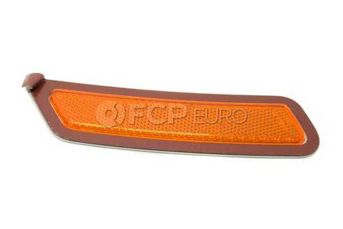 BMW Side Marker Light Left - Genuine BMW 63147848581