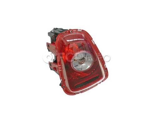 Mini Cooper Left Rear Light White Turn Indicator - Genuine Mini 63212757011