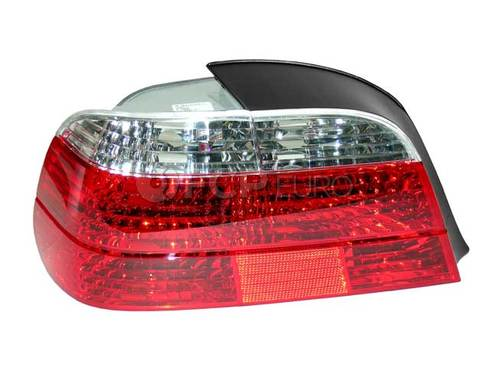 BMW Left Rear Light White Turn Indicator - Genuine BMW 63216904837