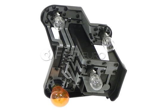 BMW Bulb Holder Rear Light Side Panel Left - Genuine BMW 63217174407