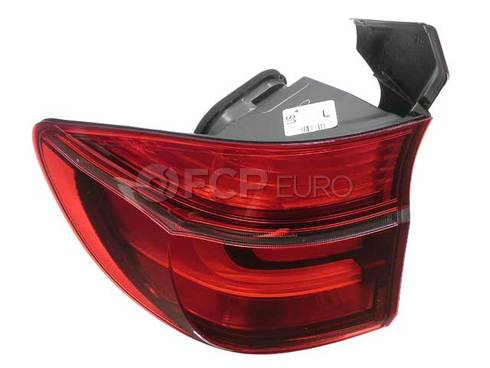 BMW Rear Light In The Side Panel Left - Genuine BMW 63217227791