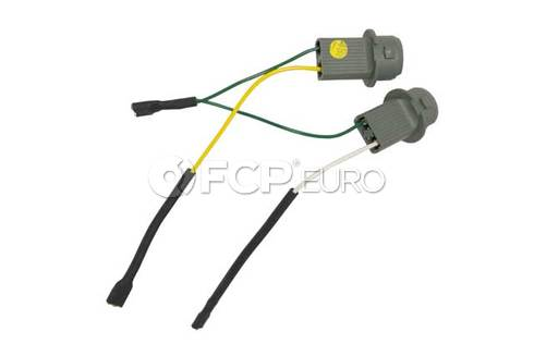 BMW Bulb-Holder Group With Cable - Genuine BMW 63217258417