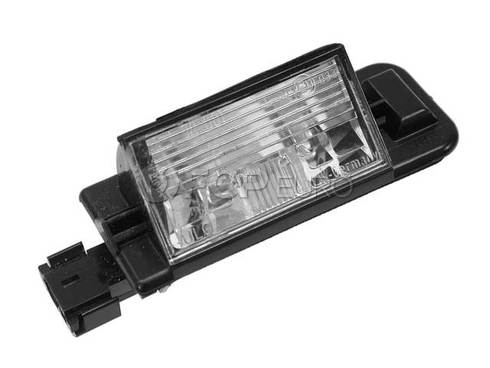 BMW Registration Plate Lamp - Genuine BMW 63261387047