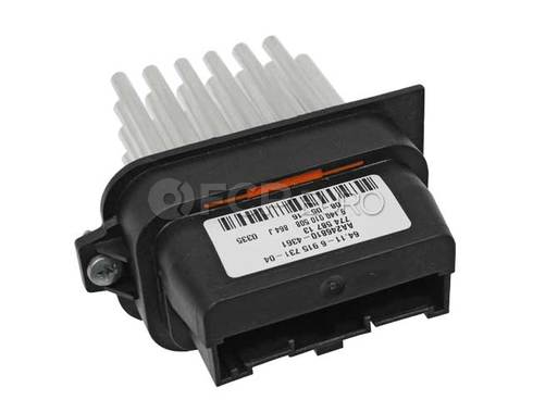 BMW HVAC Blower Motor Resistor - Genuine BMW 64116927600