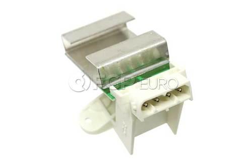 BMW HVAC Blower Motor Resistor - Genuine BMW 64118372775