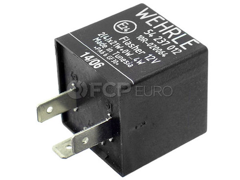 Audi VW Turn Signal Relay (100 944 911) - Febi 1H0953227