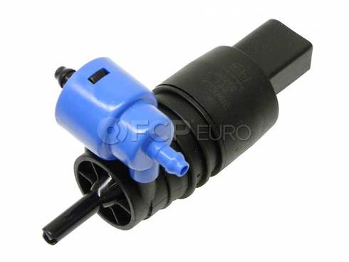 BMW Windshield Washer Pump (318ti Z3 Cooper Cooper Countryman)- Febi 67128377987