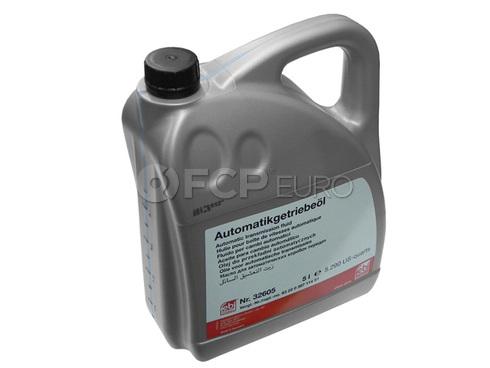 BMW Auto Trans Fluid (5 Liter) - Febi 83220397114