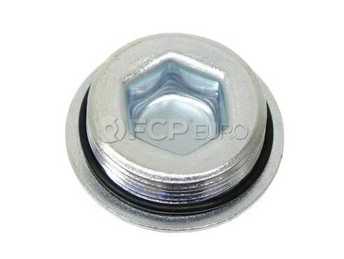 Mercedes Engine Crankcase Threaded Plug (190D 260E 300CE 300SDL) - Febi 1179970230